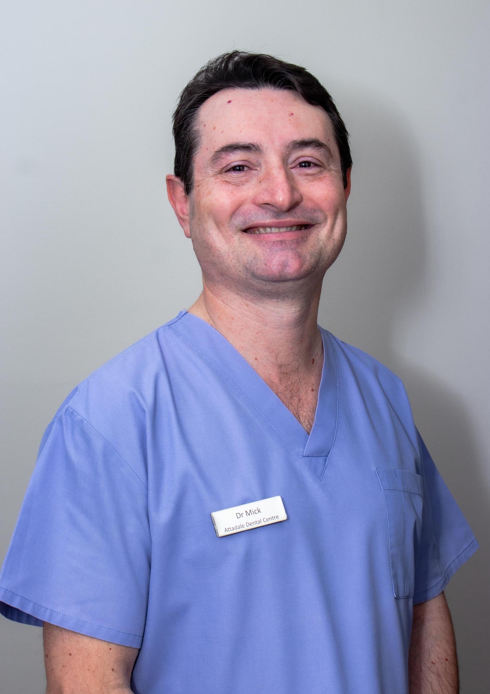 Dr. Mick Kostadinovic